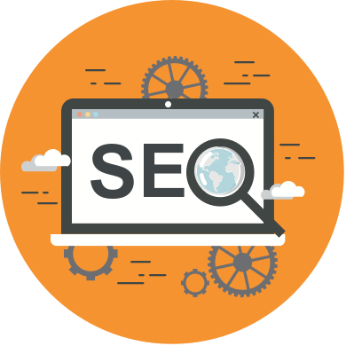 Search Engine Optimisation SEO Icon