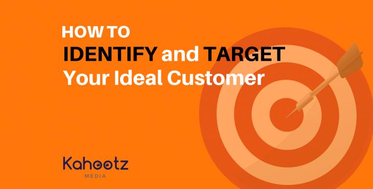 Digital Marketing Target Customer
