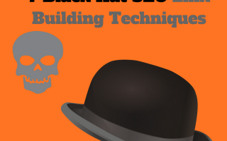 black hat link building