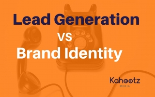 Lead Generation vs Brand Awareness