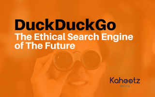 DuckDuckGo Ethical Search