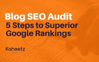 Blog SEO audit