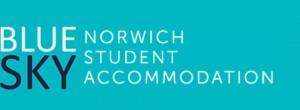 Blue Sky Norwich Student Accomodation