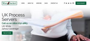 Process Server Home Page